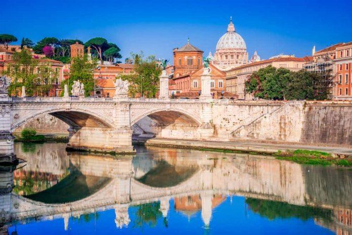 Roma la ciudad eterna y fascinante