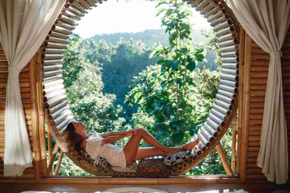 Hay lugares especiales para ir en busca de paz y espiritualidad. Bali es uno de ellos
