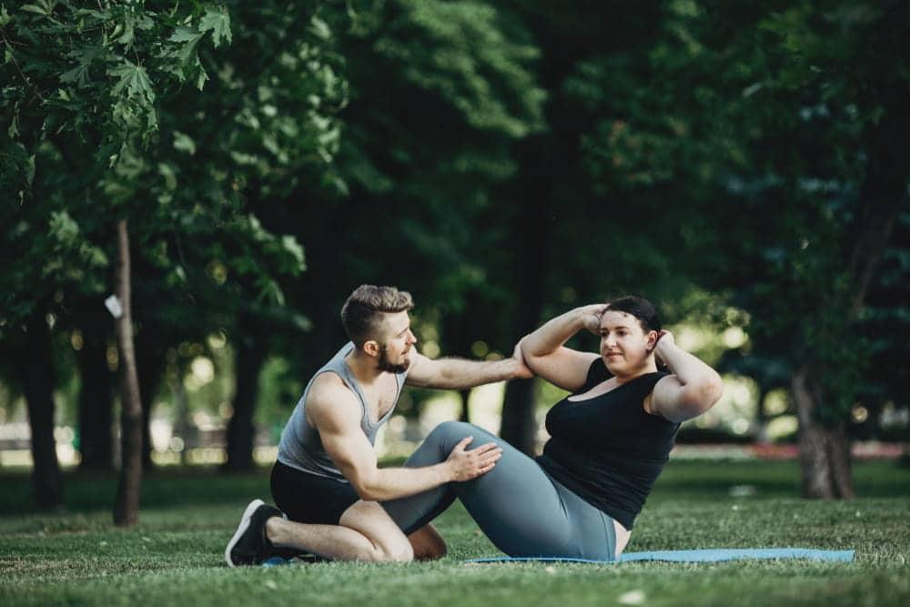 No permitas que la obesidad arruine tu existencia. Comienza a ejercitarte y a combatir este enemigo de tu salud.