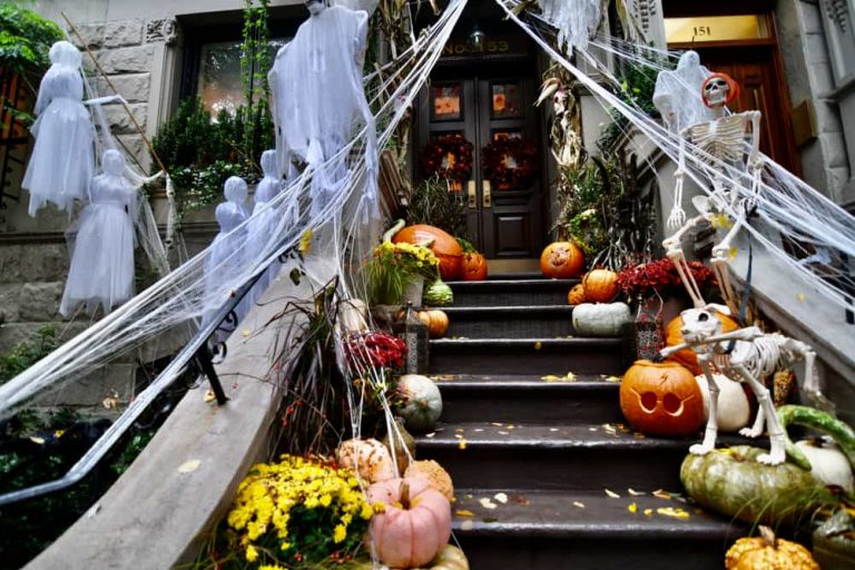 Decoraciones de Halloween: Ideas Divertidas para Decorar