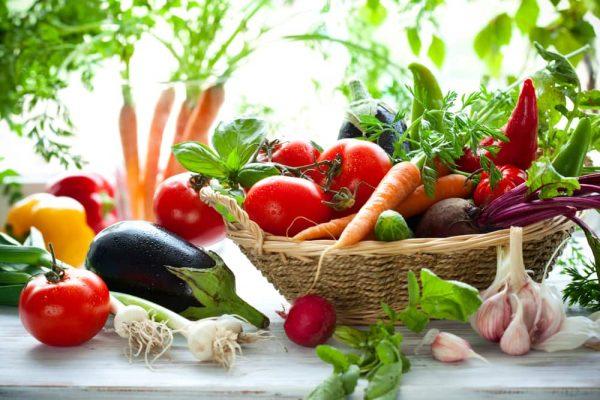 Una buena alimentación a base es clave para atrasar el envejecimiento