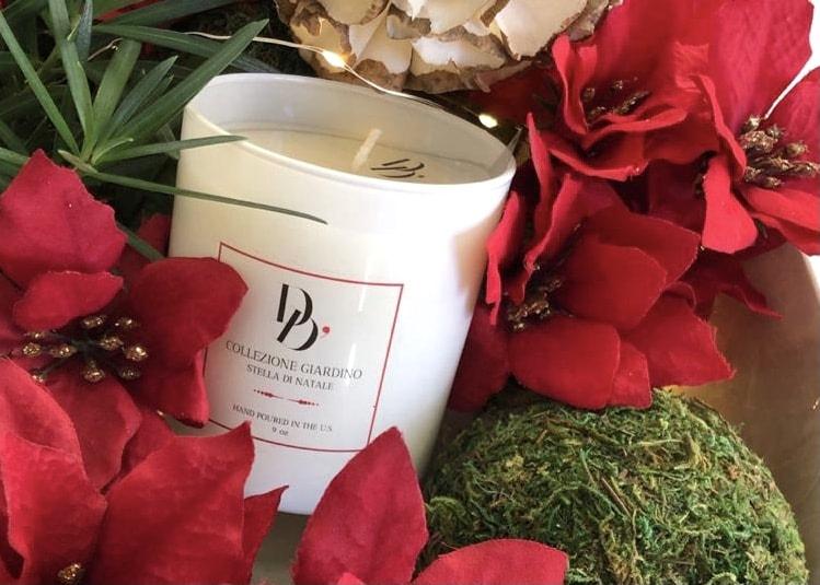 La decoración de la época más linda del año no estaría completa sin velas de Navidad. Ellas son las compañeras ideales de los ambientes.