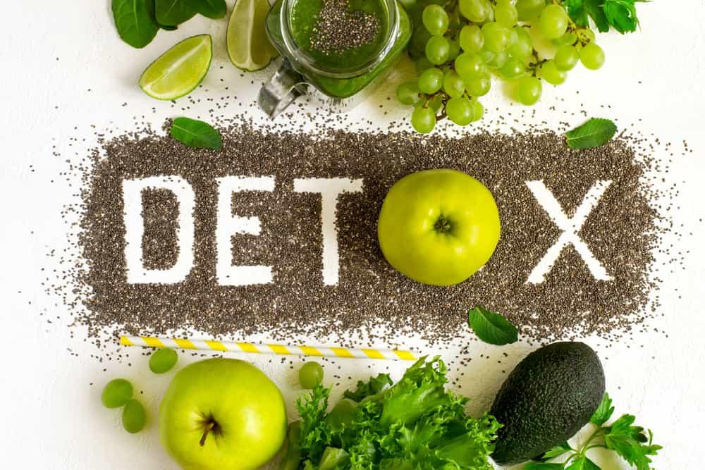 Comienza el año con una dieta detox que limpie tu organismo y te regale salud