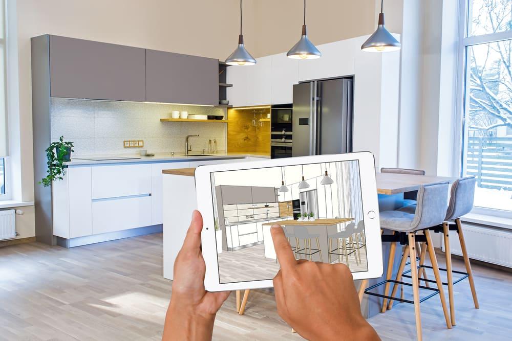 La domótica son las tecnologías aplicadas al control y la automatización de tu hogar a traves de aparatos inteligentes.